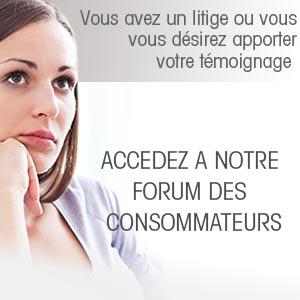 Forum de defense des consommateurs